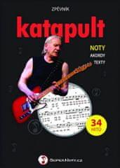 Katapult: Zpěvník Katapult - Noty, akordy, texty