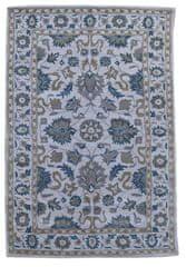 Kudos Textiles Ručne všívaný vlnený koberec DOO-32