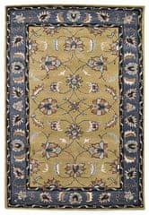 Kudos Textiles Ručně všívaný vlněný koberec DOO-38