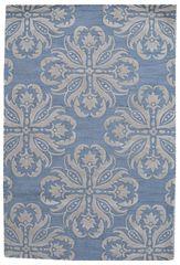 Kudos Textiles Ručně všívaný vlněný koberec DOO-39