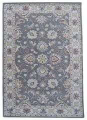 Kudos Textiles Ručně všívaný vlněný koberec DOO-35