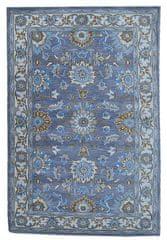 Kudos Textiles Ručně všívaný vlněný koberec DOO-40
