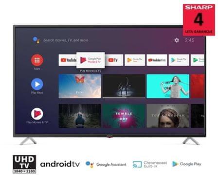 Sharp 65BL3EA 4K UHD, Android LED televizor