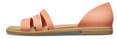 Crocs Tulum Open Flat W (206109 ženske sandale