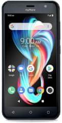 myPhone Fun 6, 1GB/16GB, Black