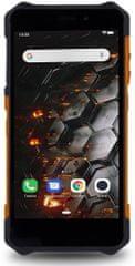 myPhone Hammer Iron 3, 1GB/16GB, Orange