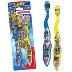 Firefly Transformers, zubné kefky od 3r+, 2ks