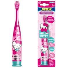 Firefly Hello Kitty Turbo Max, elektrická zubná kefka, 6r+