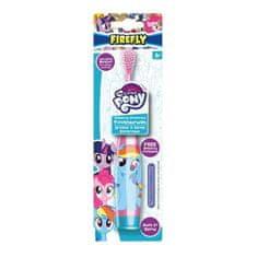 Firefly My Little Pony Turbo Max, elektrická zubná kefka, ružová s modrým pony, 6r+