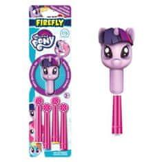 Firefly My Little Ponny Náhradné násady na zubnú kefku Oral-B, 4ks