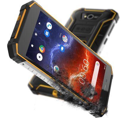myPhone Hammer Energy 2, odolný, IP68, vodotěsný, odolný proti prachu