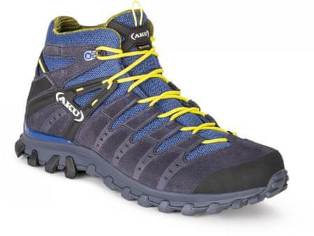 Aku muške treking cipele Alterra Lite Mid GTX (713129), 42,5, plava