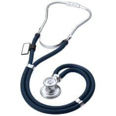 MDF 767 Rappaport Stetoskop kardiologický, černý (MDF11)