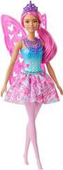 Mattel Barbie Varázsló tündér rózsaszín szárnyakkal