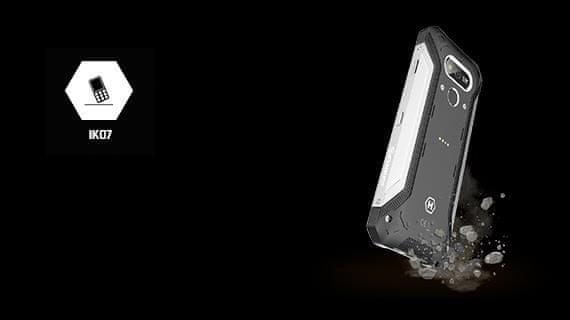 myPhone Hammer Explorer, odolný, IP68, vodotěsný, odolný proti prachu