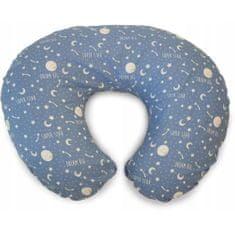 Chicco BOPPY Vankúš na dojčenie 4v1, Moon and Stars