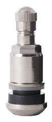 FERDUS Bezdušový ventil TR525 MS, otvor v disku 11,5 mm, délka ventilu 42 mm - balení po 100 ks