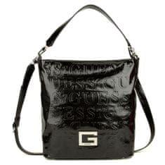 Guess čierna kabelka HWTY75 80020