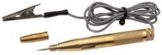 Jonnesway Meřič napětí, zkoušečka se žárovkou 6-24V, kovový - JONNESWAY AR030052