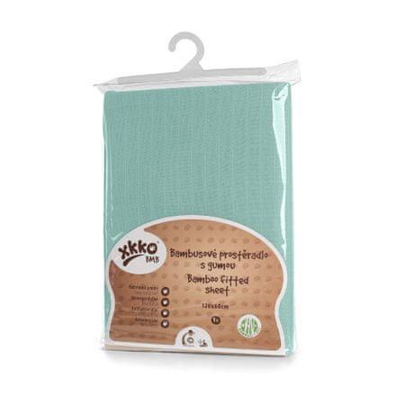 XKKO Ponjava BMB z gumo za otroško posteljico 120x60, meta