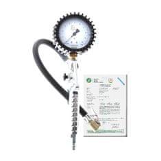 FERDUS Pneuhustič s certifikátem, cejchovaný OMG73