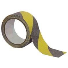 Stagetape Páska , čierno/žltá, 50 mm x 50 m