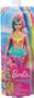 6 - Mattel Barbie Varázslatos tengeri tündér türkiz-rózsaszín hajjal