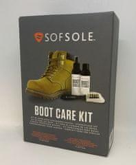 SofSole Boot Care Kit sada pro čistění bot