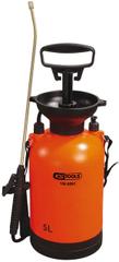 KS Tools Rozprašovač s tlakovým čerpadlem a hadicí, nádoba 5l - KS TOOLS 150.8261