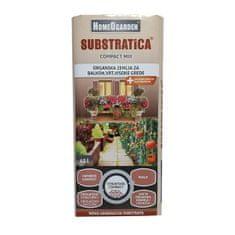 HomeOgarden Substratica Compact Mix organska zemlja, 45 l