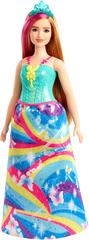 Mattel Lalka Barbie - Magiczna księżniczka, turkusowa