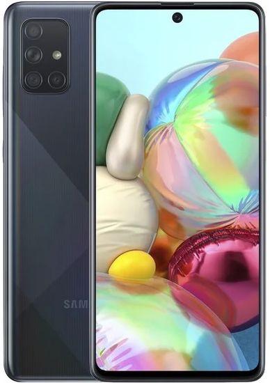 Samsung Galaxy A71, 6GB/128GB, Black