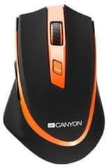 Canyon CMSW13BO, čierna/oranžová (CNS-CMSW13BO)