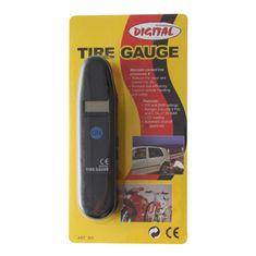 FERDUS Digitální měřič tlaku pneumatik EZ-8855A