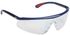 MAGG Nastavitelné ochranné brýle s čirým zorníkem
