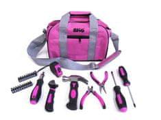 MAGG Sada nářadí pro ženy 28 dílů + přenosná taška - MAGG LADYBAG