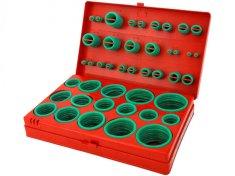 Energy Sada gumových o-kroužků, pro spoje klimatizace, 419 kusů