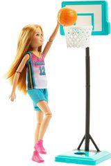 Mattel lalka Barbie sportowa - Basketball