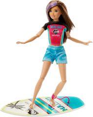 Mattel Sportoló Barbie - Szörfös