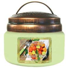 Chestnut Hill vonná svíčka Melon Ball (Koš melounů) 284 g