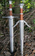 Meče Zaklínač 3: Divoký hon - Steel and Silver