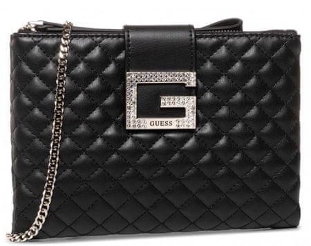 Guess ženska crossbody torbica HWVG76 75690, črna