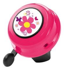 Puky Zvonček pre bicykle/kolobežky - ružová