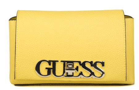 Guess crossbody kézitáska HWVG73 01780, sárga