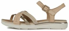 Geox dámske sandále Sandal Hiver D02GZA 021NF
