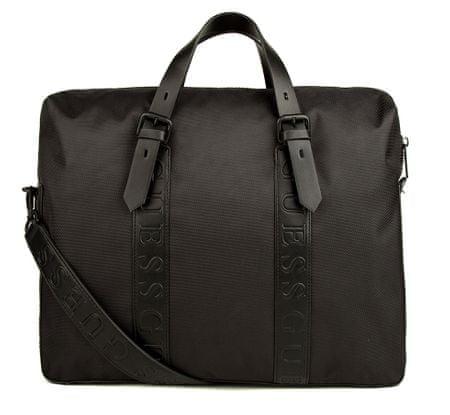 Guess moška torba HMDNNY P0213, črna