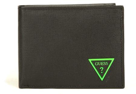 Guess moški denarnica SMKING LEA24, črn
