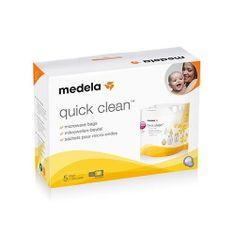 Medela Sterilizačné vrecká do mikrovlnky, 5ks