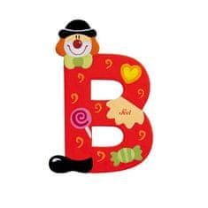 Sevi Letter B - Klaun