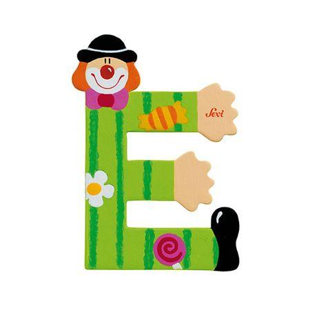 Sevi Letter E - Clown